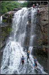 Canyoning 4 cliff 5 Waterfall