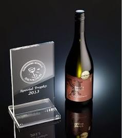 Siegerwein: International bester Sauvignon Blanc seiner Klasse.