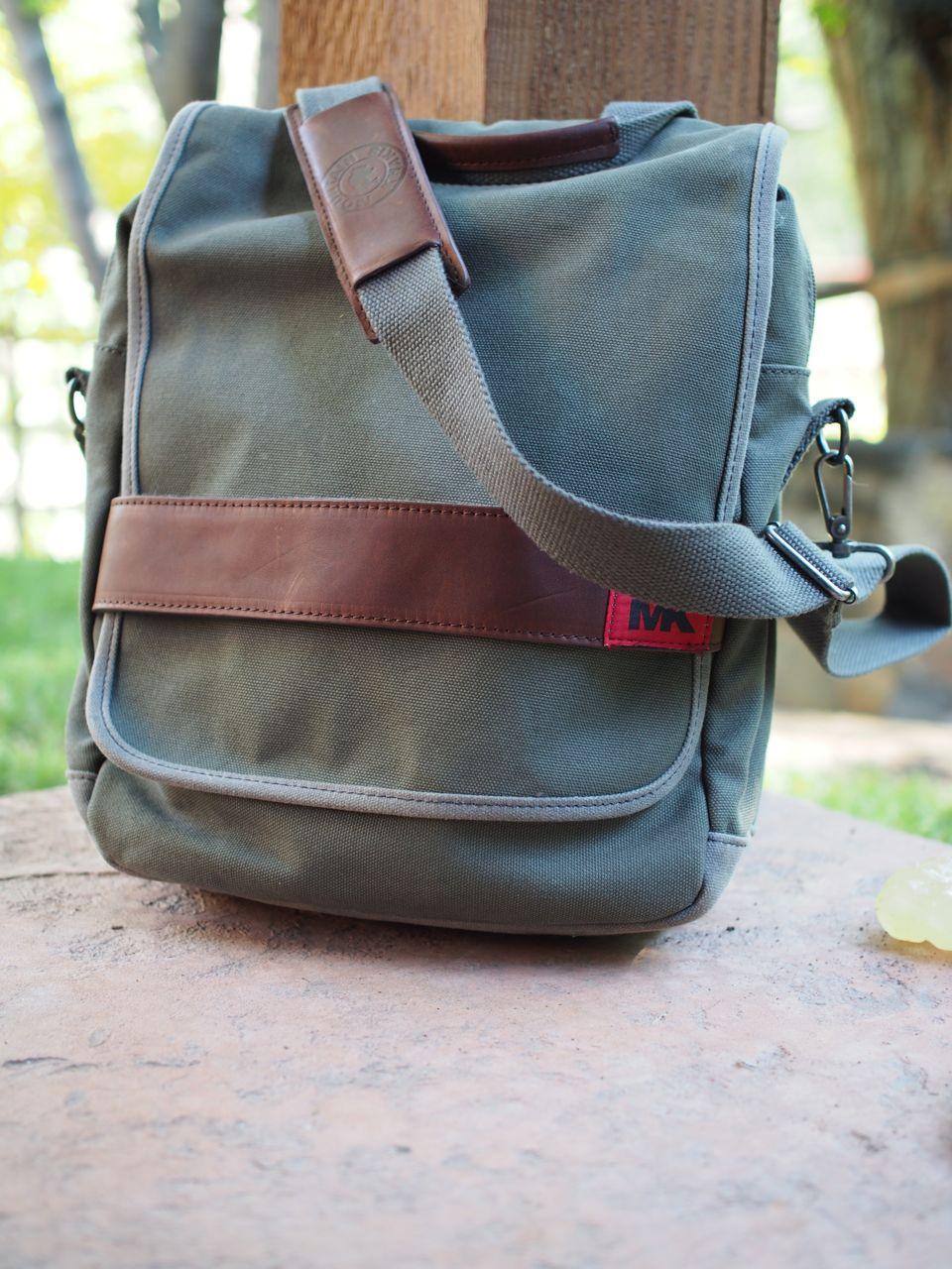 Review Mountain Khakis Field Bag
