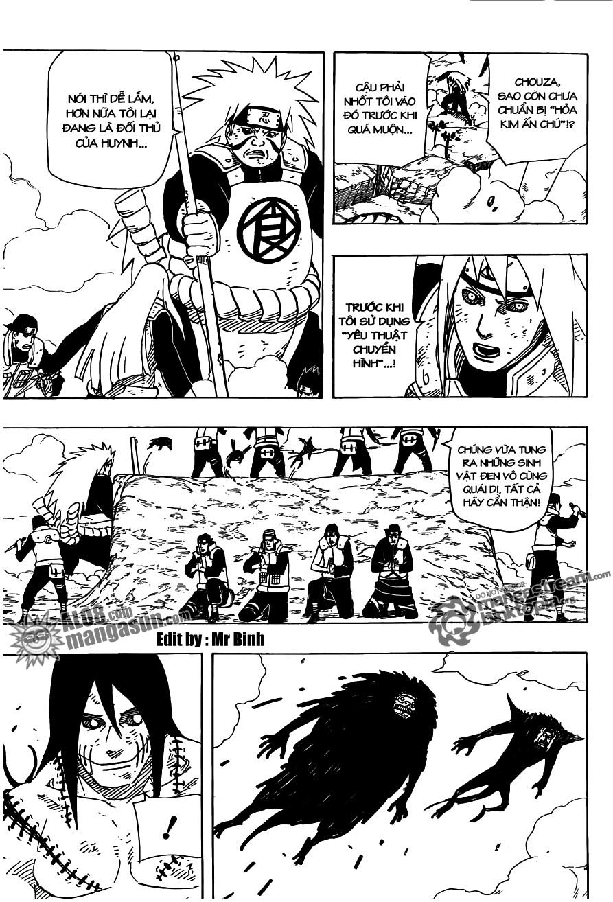 Naruto chap 530 Trang 7 - Mangak.info