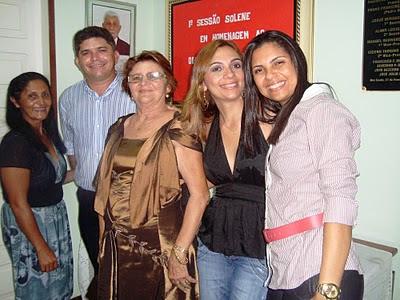 Câmara homenageia mulheres de Córrego