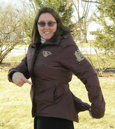 Kelly's New Riding Coat!