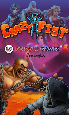 CrazyFist for Android, Games Android CrazyFist