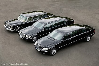 Gambar Mercedes-Benz S-Class Pullman