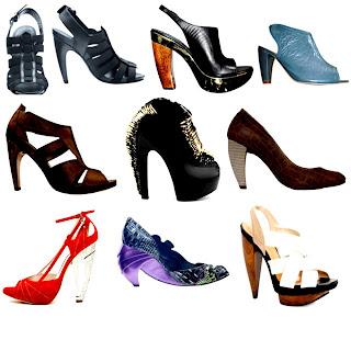 Conheça os tipos de calçados com Salto Vírgula
