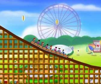Hızlı Korku Treni Oyunu