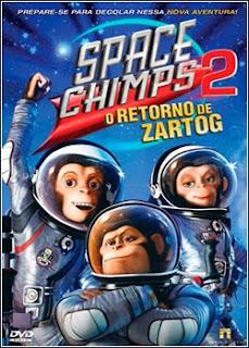 Space Chimps 2 – O Retorno de Zartog – Dublado – Filme Online