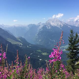 fleurs de montagne berchtesgaden bretzel & cafe creme