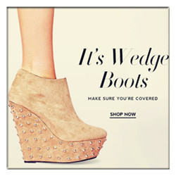 WedgeBoots for Women