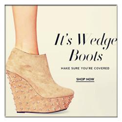 WedgeBoots for Women