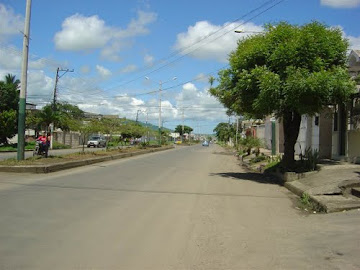 Calle smbolo de Portoviejo