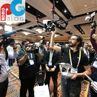The Consumer Electronic Show 2016 #CES2016