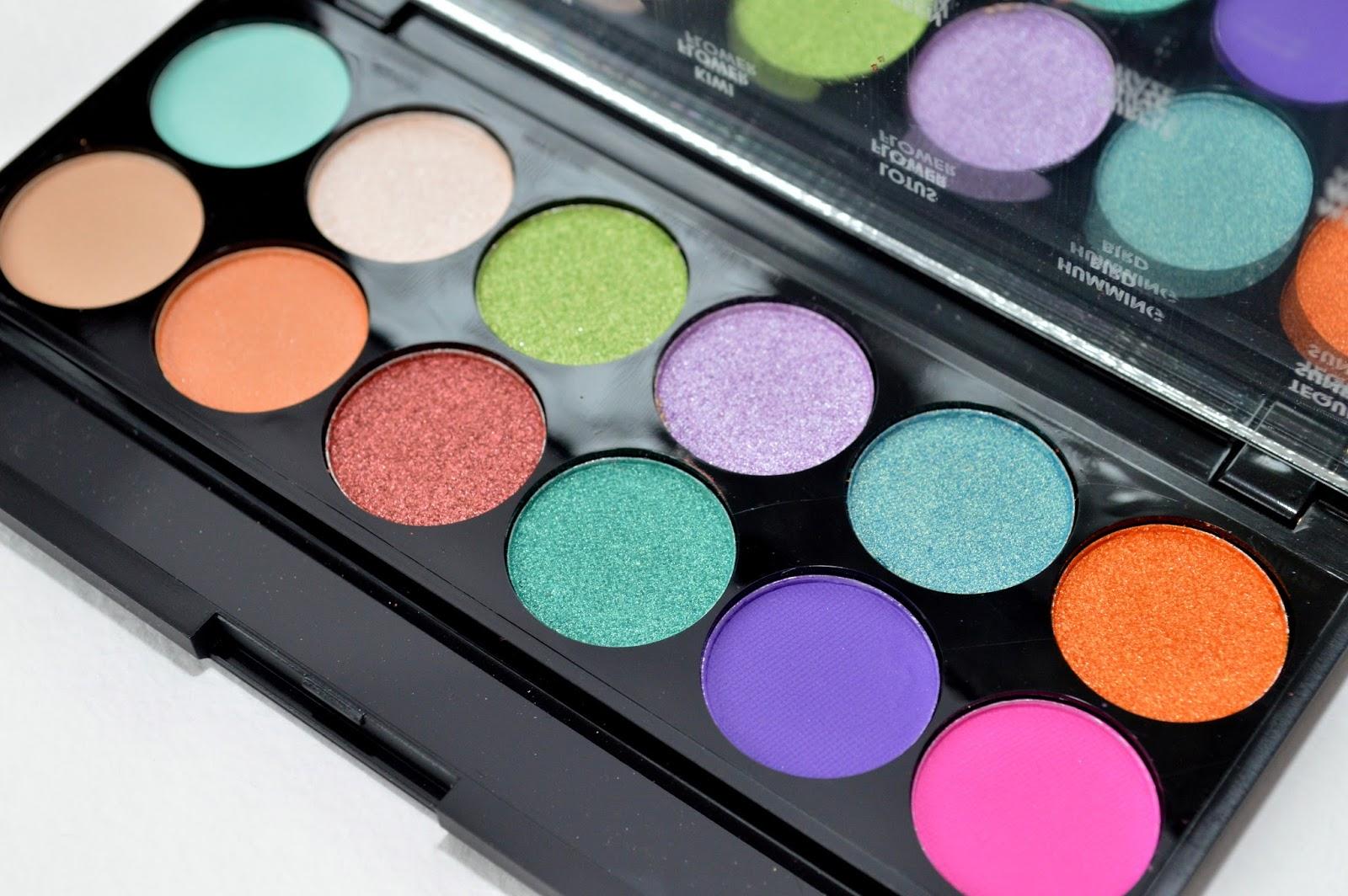 Картинки по запросу Sleek Make Up 732 Snapshots