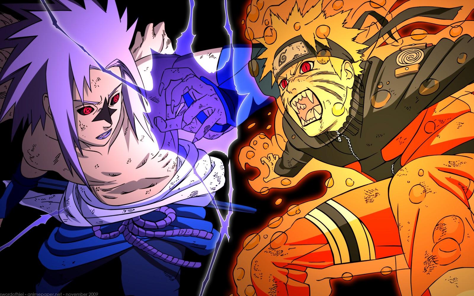 Naruto Shipunden #3 Free Wallpaper