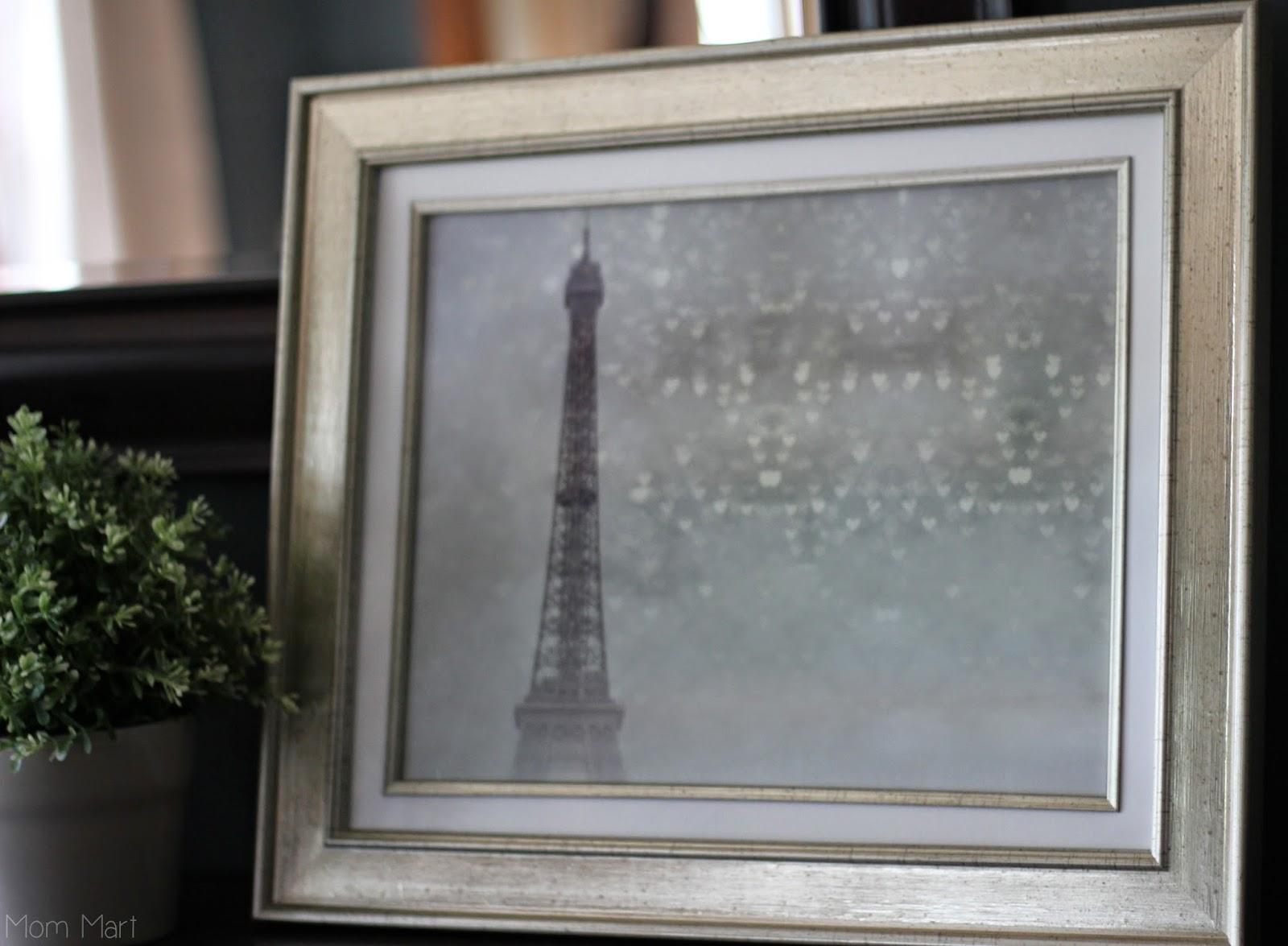 Inexpensive Dining Room Makeover #Vignette #DIY #Makeover #Paris #DiningRoomArt