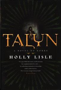 Portada de Talyn, de Holly Lisle