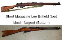 Mosin Nagent or British Enfield? – 11/22/11