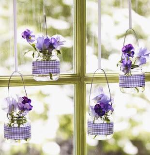Mason Jars Decorating Ideas