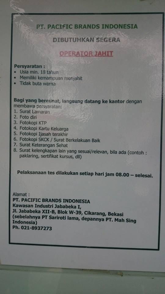 Image Result For Lowongan Kerja Di