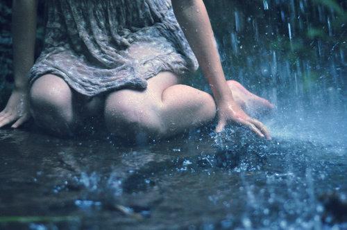 Madhulika Speaks: Rain and Me...