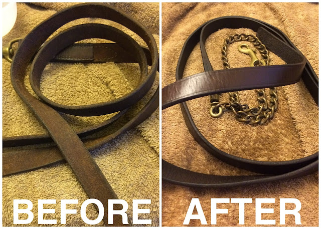 before after leather tack higher standards leather care hslc