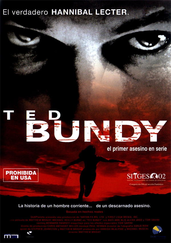 Ted Bundy 2002 (dvdrip)español