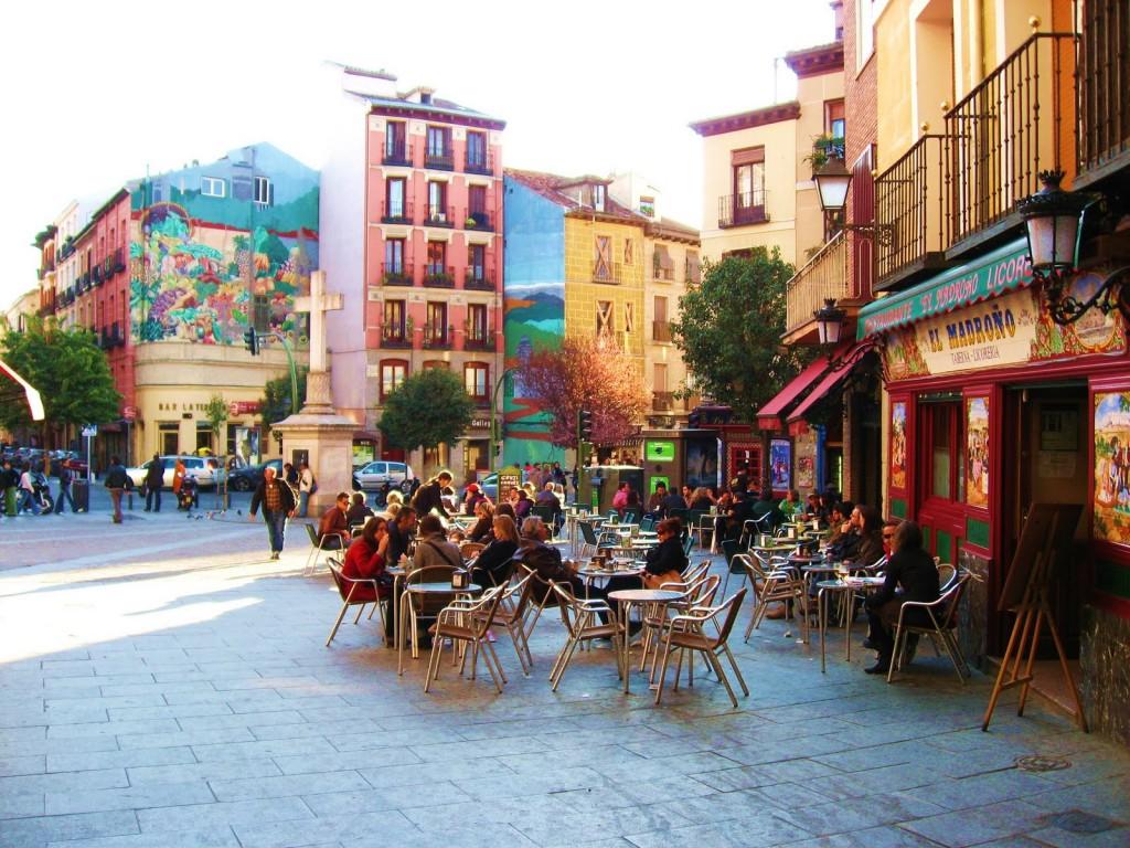 El portal de susana la latina el encanto del castizo madrid - Madrid sitios con encanto ...