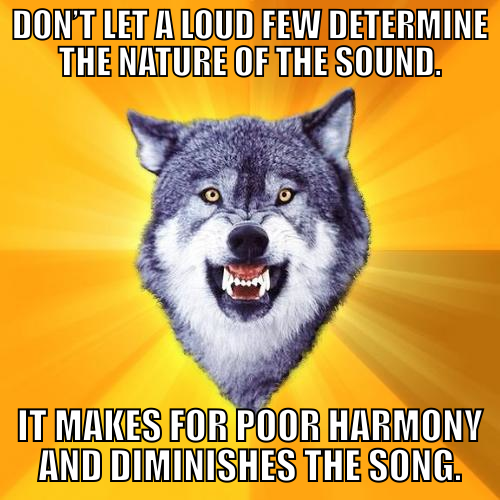 Courage Wolf Quote
