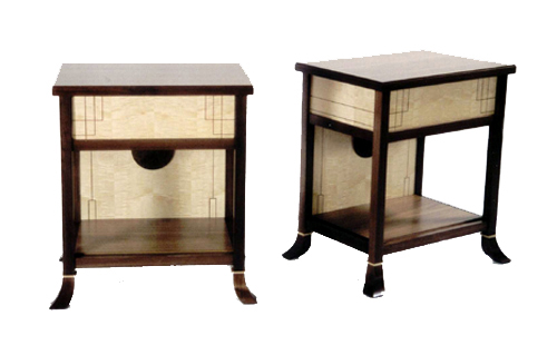 end tables they would be great for placing in your bedroom casual