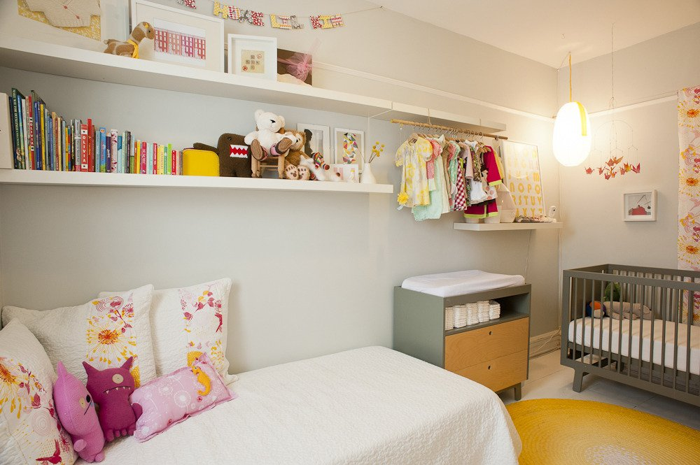 SWISS LARK: Our Nursery/Guest Room/Office