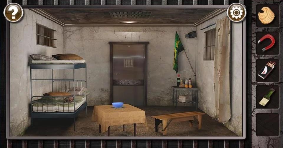 Foyer Room Escape Walkthrough : Escape the prison room walkthrough doors geek