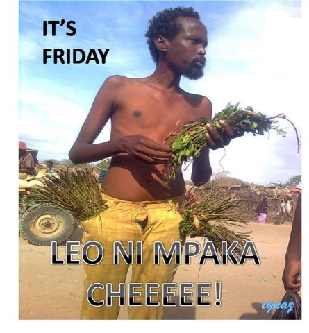 TGIF Thank God Its Friday