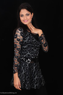 Madhulika latest Pictureshoot in Black gown Spicy Pictures