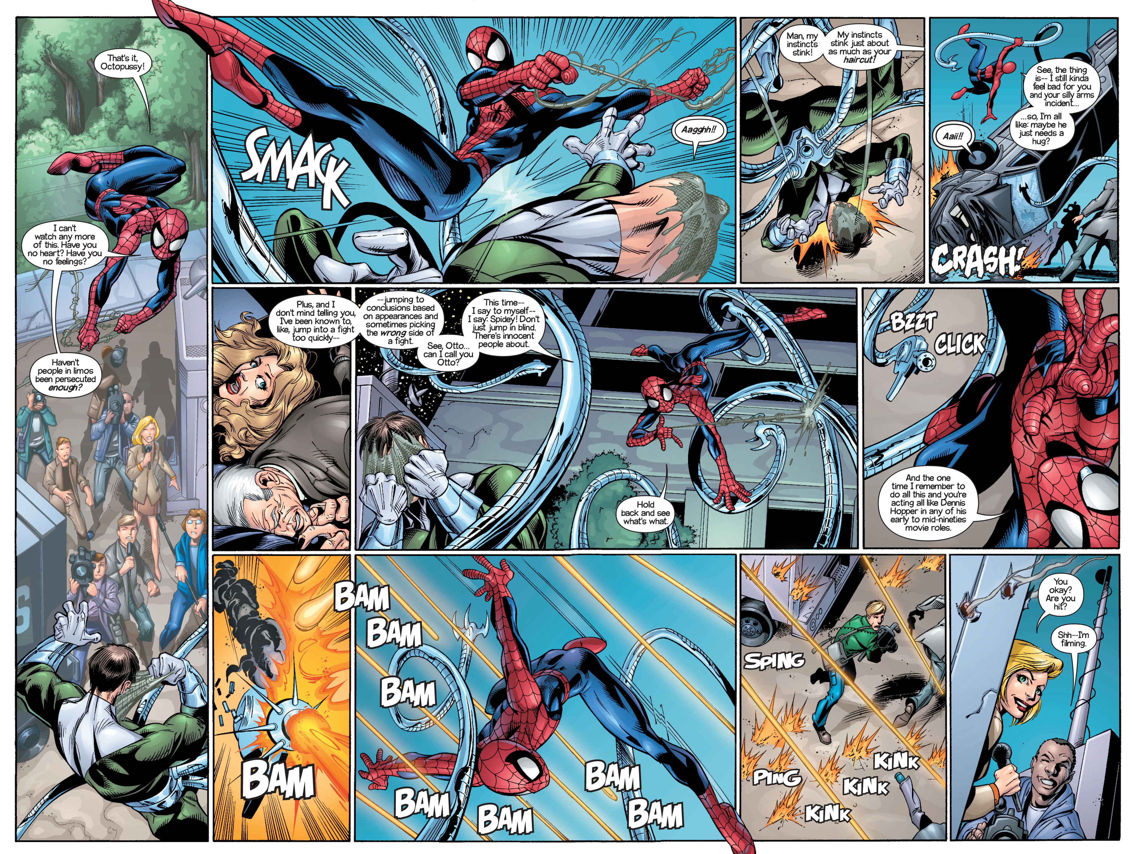 Ultimate Spider-Man (2000) Issue #20 #24 - English 8