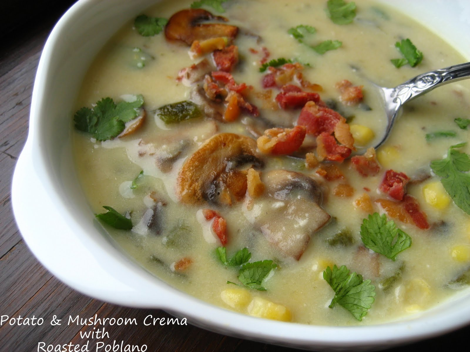 Roasted Poblano And Manchego Weisenberger Grits Recipe ...