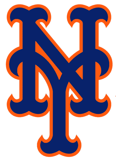 do the cap emblems of the padres  dodgers and giants share Mets Logo Clip Art Mets Logo Stencil