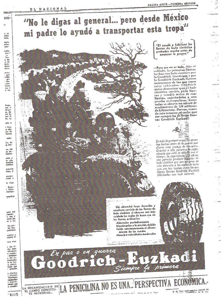 El Desarrollo De La Publicidad En Mexico Durante La Segunda Guerra Mundial El Desarrollo De La Publicidad En Mexico Durante La Segunda Guerra Mundial