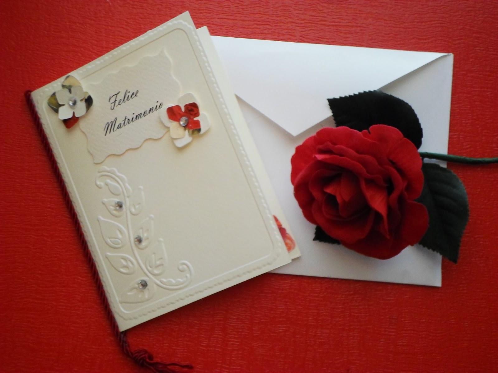 Auguri Matrimonio Unione : Preziose raffinatezze biglietto auguri matrimonio fai da te