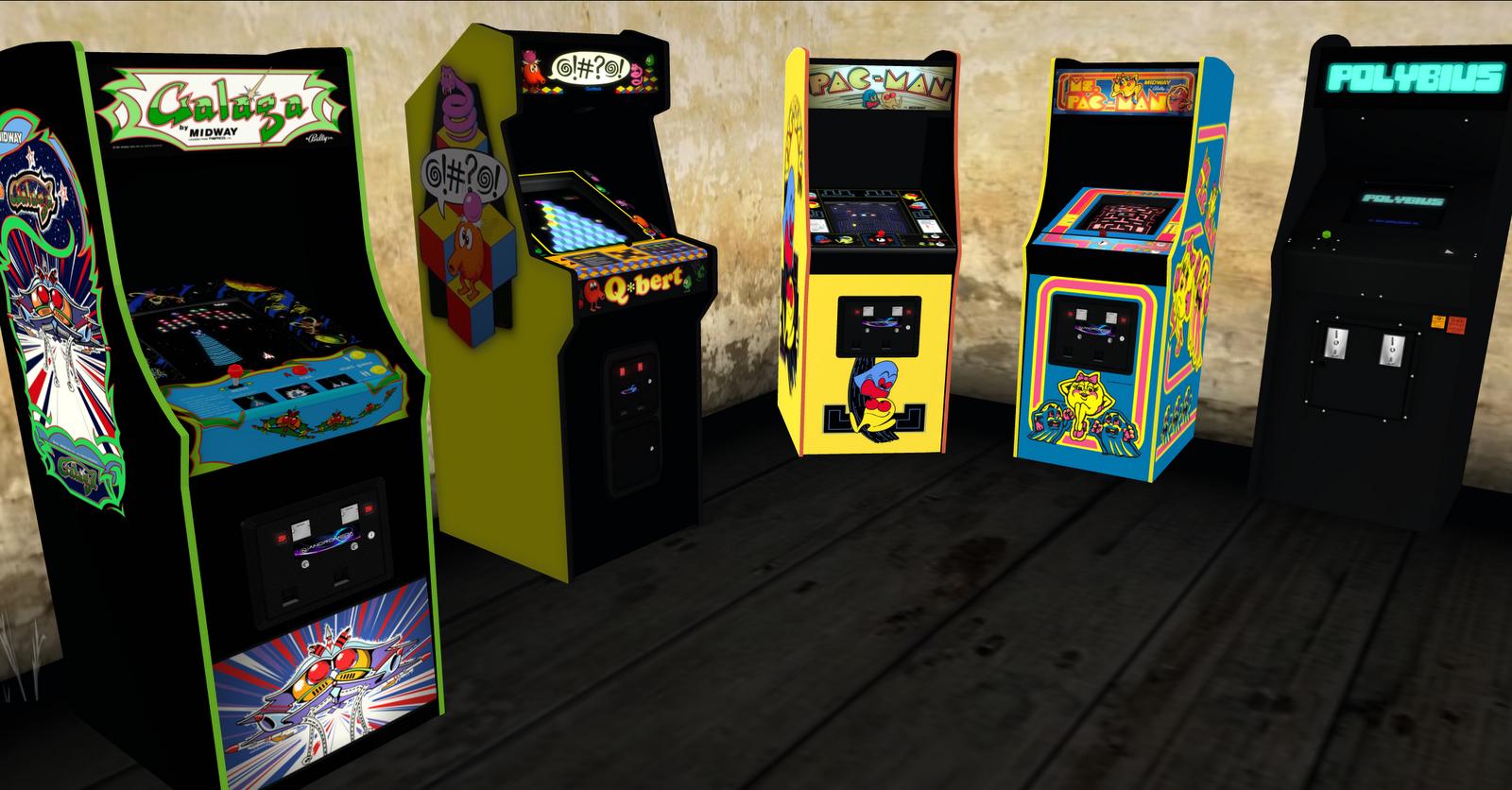 games arcade