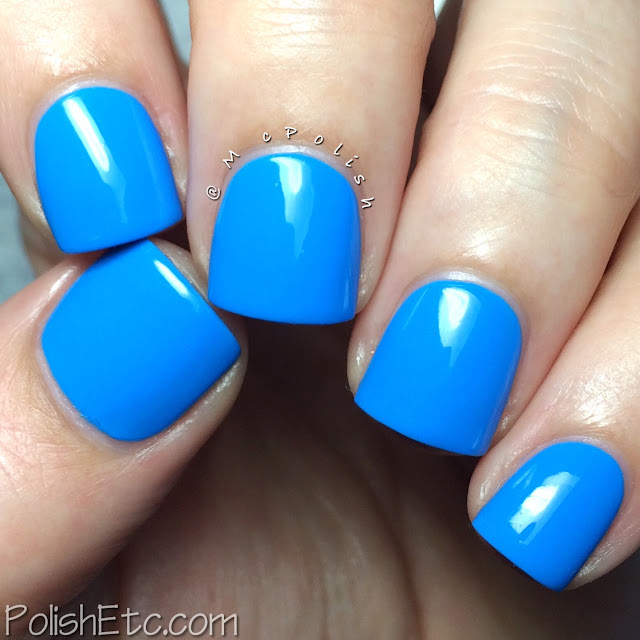 Cirque Colors - Nordstrom exclusive Poolside Collection - McPolish - Monte Carlo