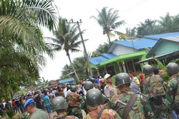 Hasil Investigasi Terkait Bentrokan di Singkil