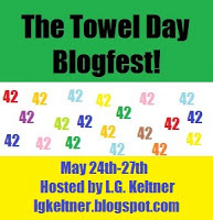Towel Day Blogfest