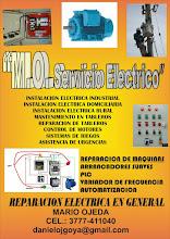 Mario Ojeda - Servicio eléctrico