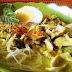 Resep Laksa Kuah Ayam Oncom Khas Bogor