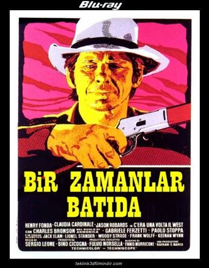 Bir Zamanlar Batıda (1968) afis