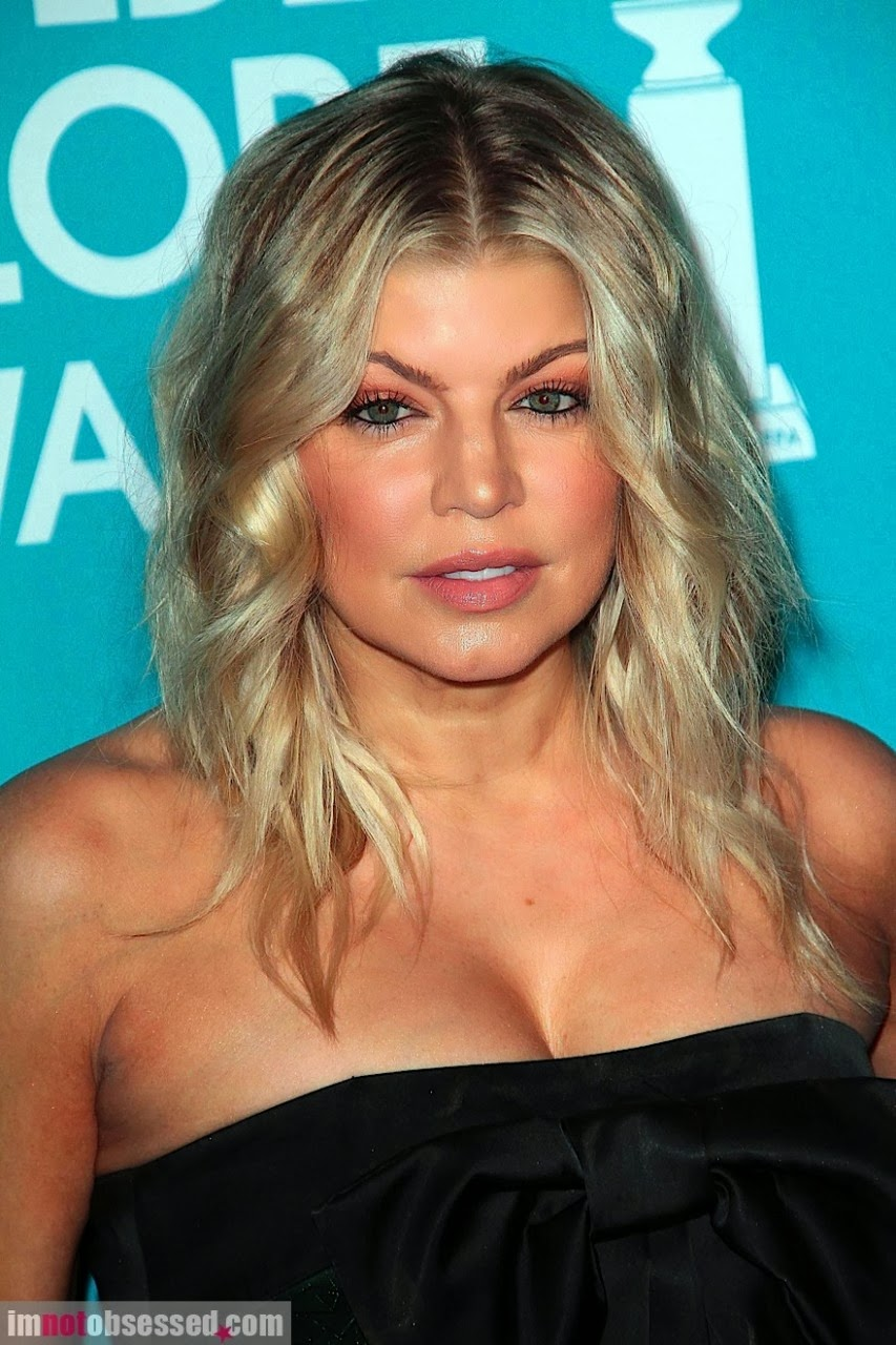 Did Fergie have Plastic Surgery Before and After Breast ... Fergie