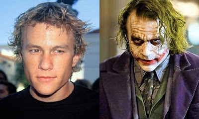 Heath Ledger - El Guasón
