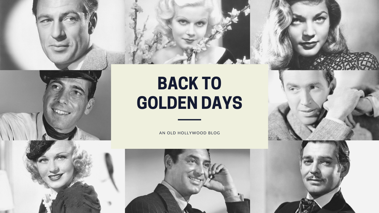 Back to Golden Days