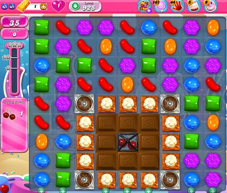Candy Crush Saga 925
