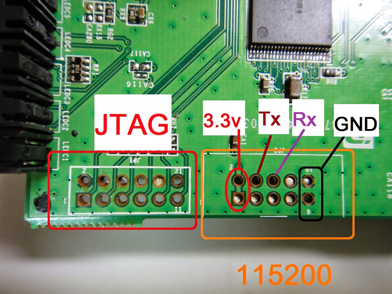 Arduino Blog A JTAG/XSVF Library for Arduino